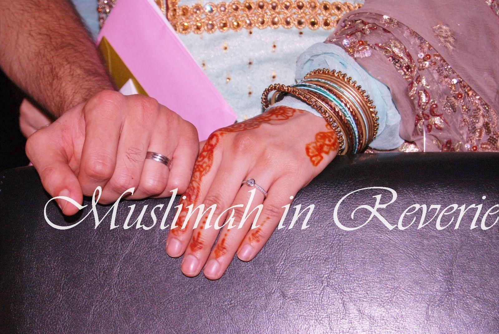 Marriage: My nikah day « www muslimahinreverie com