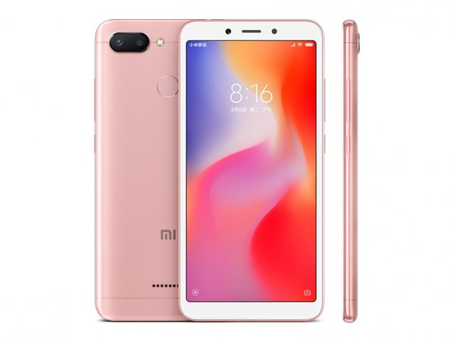 Xiaomi Redmi 6 - Price In India, Specifications and Features