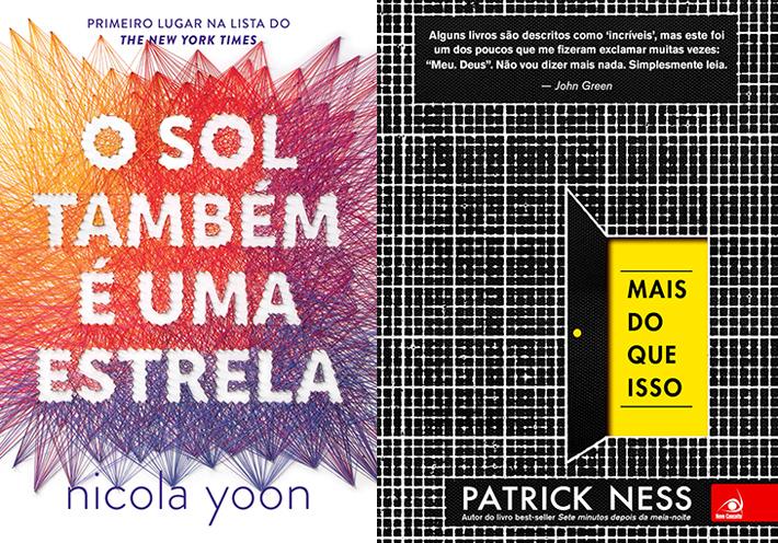 Lançamentos literários: YA e livros adolescentes