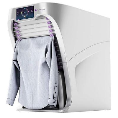 TO ΘΕΛΟΥΜΕ! Ρομπότ διπλώνει τα ρούχα σε λιγότερο από 1 λεπτό