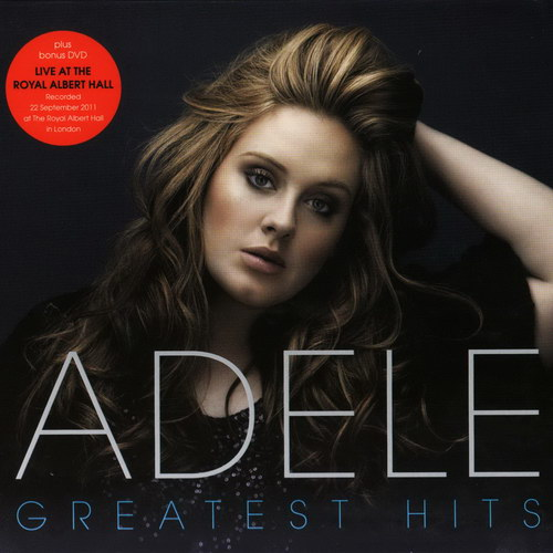 Free Lossless Audio Codec (FLAC): Adele Greatest Hits 2012