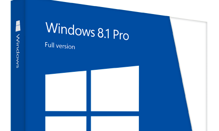 WINDOWS 8.1 PROFESSIONAL VL 32&64BIT ISO DVD