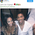 MPNAIJA GIST:Dj Cuppy shares a photo with Anthony Joshua and her fans drag her for famzing!