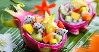 khasiat buah naga merah untuk diet