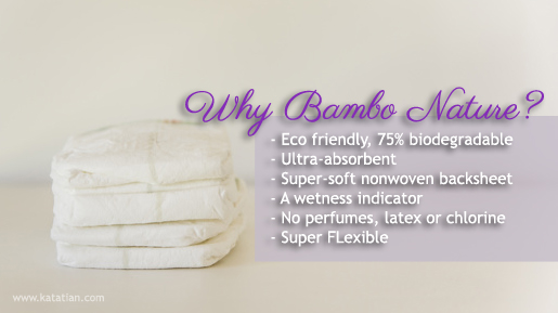 Kelebihan BAMBO Nature Eco Friendly Diaper
