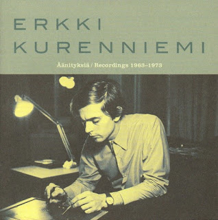 Erkki Kurenniemi, Äänityksiä / Recordings 1963-1973