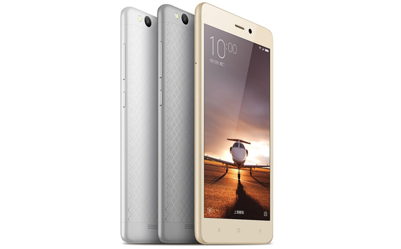 Xiaomi Redmi 3 launched in China with Snapdragon 616 processor and 13-megapixel camera