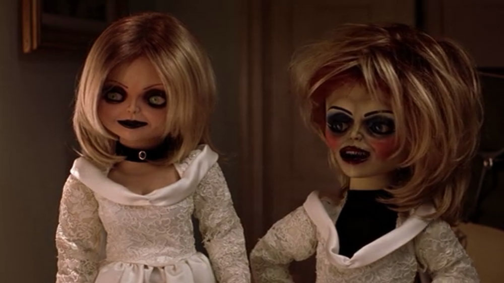 Confirm. happens. Chucky and tiffany porn sorry