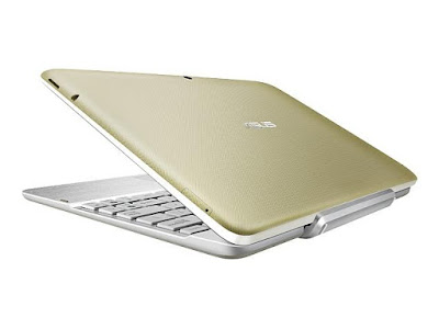 Asus Transformer Pad TF303CL Specifications - LAUNCH Announced 2014, June DISPLAY Type IPS LCD capacitive touchscreen, 16M colors Size 10.1 inches (~64.4% screen-to-body ratio) Resolution 1920 x 1200 pixels (~224 ppi pixel density) Multitouch Yes, up to 10 fingers BODY Dimensions 257.4 x 178.4 x 9.9 mm (10.13 x 7.02 x 0.39 in) Weight 595 g (1.31 lb) SIM Yes  - Optional mobile dock with standard QWERTY keyboard and trackpad PLATFORM OS Android OS, v4.4.2 (KitKat) CPU Quad-core 1.86 GHz Chipset Intel Atom Z3745 GPU Intel Gen 7 (Ivy Bridge) MEMORY Card slot microSD, up to 64 GB (dedicated slot) Internal 16/32 GB, 2 GB RAM CAMERA Primary 5 MP Secondary 1.2 MP Features Geo-tagging Video Yes NETWORK Technology GSM / HSPA / LTE 2G bands GSM 850 / 900 / 1800 / 1900 3G bands HSDPA 850 / 900 / 1900 / 2100 4G bands LTE band 1(2100), 3(1800), 7(2600), 8(900), 20(800) Speed HSPA 42.2/5.76 Mbps, LTE Cat4 150/50 Mbps GPRS Yes EDGE Yes COMMS WLAN Wi-Fi 802.11 a/b/g/n, dual-band, hotspot GPS Yes, with A-GPS, GLONASS USB microUSB v2.0 Radio No Bluetooth v4.0 FEATURES Sensors Accelerometer, gyro, compass Messaging SMS(threaded view), MMS, Email, Push Mail, IM Browser HTML5 Java No SOUND Alert types Vibration; MP3, WAV ringtones Loudspeaker Yes, with stereo speakers 3.5mm jack Yes BATTERY  Non-removable Li-Po battery (25 Wh) Stand-by  Talk time Up to 10 h (multimedia) Music play  MISC Colors Blue, Gold  - MP3/WAV/WMA/AAC player - MP4/H.264 player - Document viewer - Photo viewer/editor - Voice memo/dial