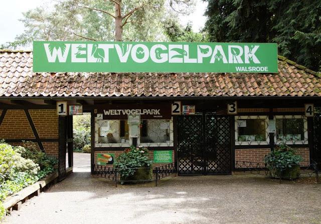 Phantastische Vögel aus aller Welt: Unterwegs im Weltvogelpark Walsrode (+ Verlosung). Es gibt genug Parkplätze und Spielplätze für die Kinder.