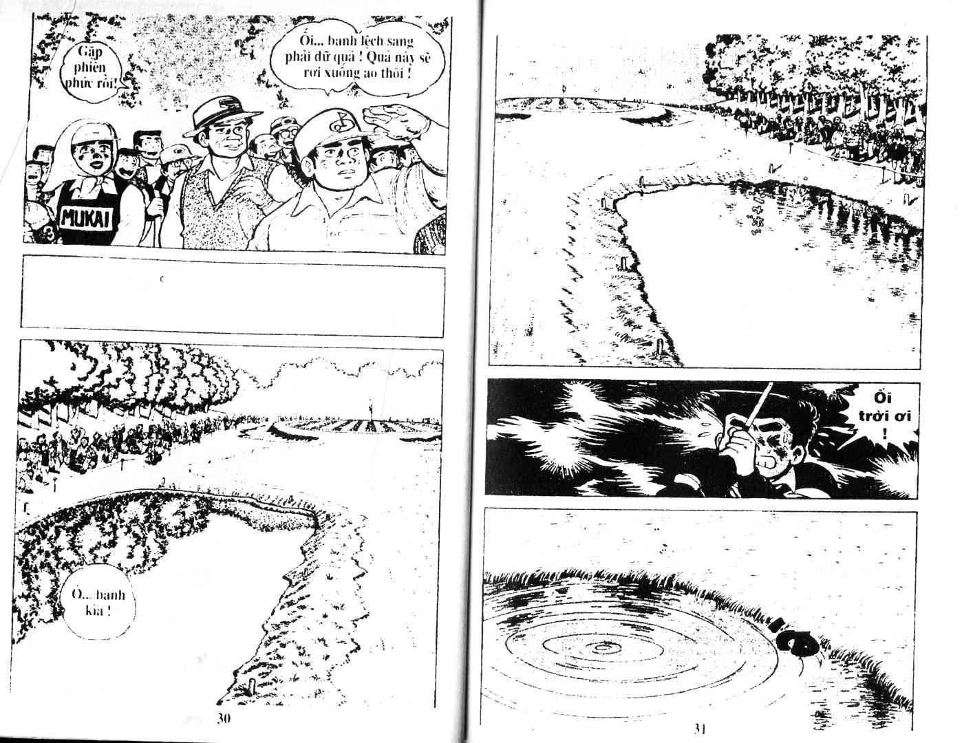 Ashita Tenki ni Naare chapter 38 trang 13