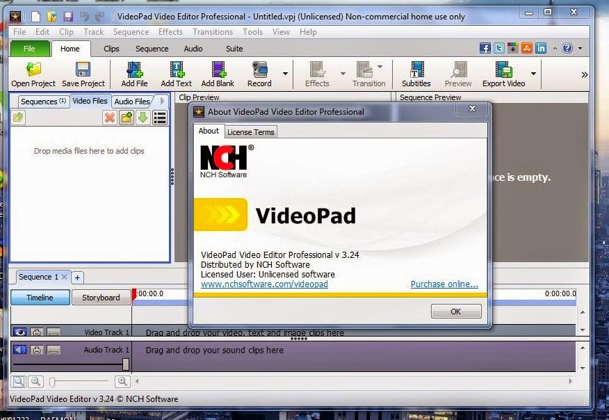 videopad free full version