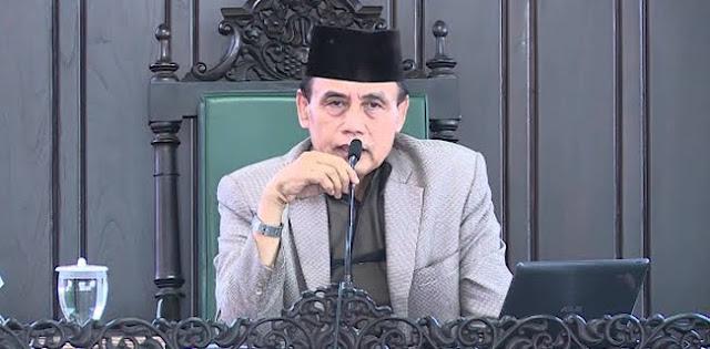 Dewan Pakar ICMI: Kita Doakan Syafii Maarif Tidak Terjebak..
