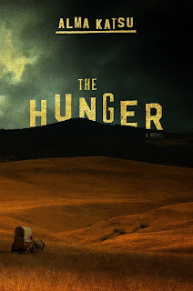 alternate cover of The Hunger