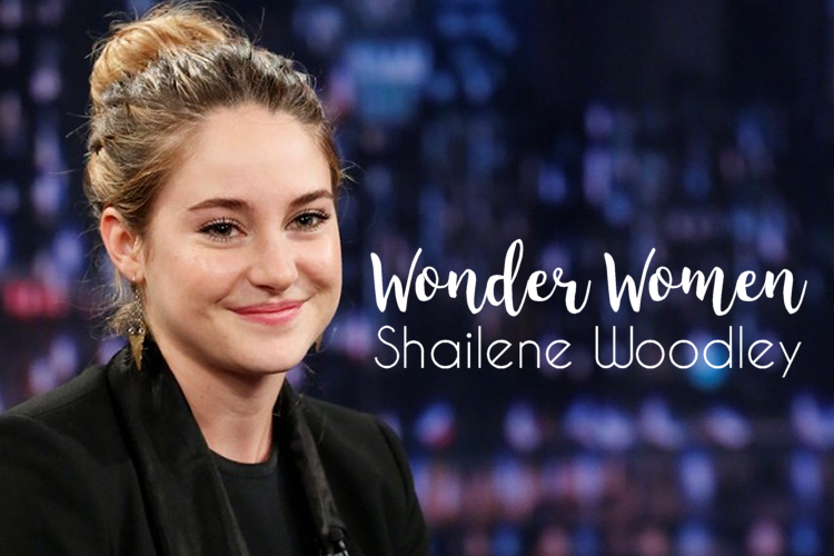 Shailene Woodley actress profile