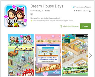 dream house days game