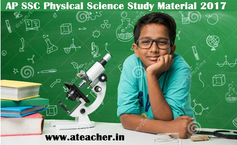 AP SSC (10th Class) Physical Sciences (Phy.Sciences/PS/P.S) Study Materials