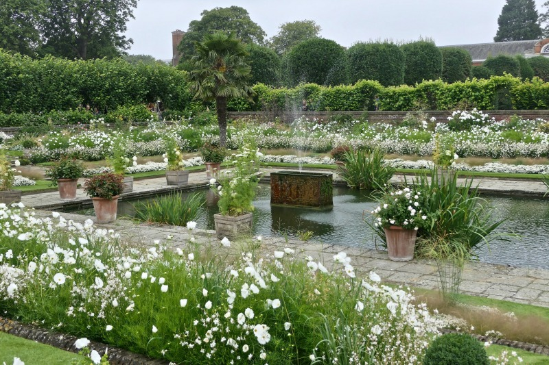 El jard n blanco de kengsinton guia de jardin - Los jardines de lola ...