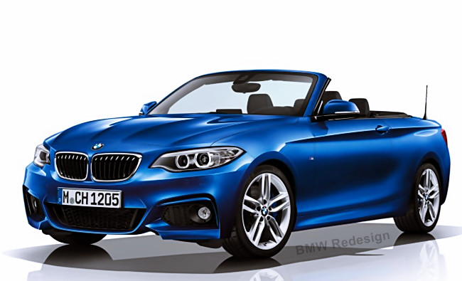 BMW M235i Convertible F23 with 326 HP