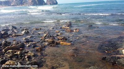 مرسى بن مهيدي الشاطئ البحر