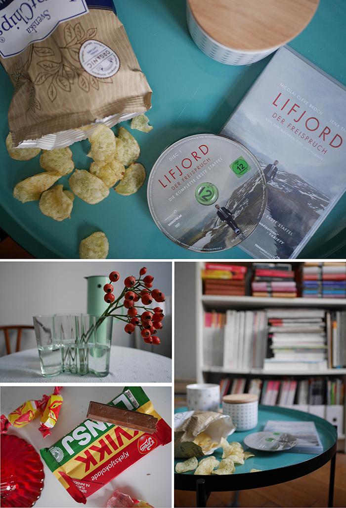 Herbstwochenende DVDs und Bücher