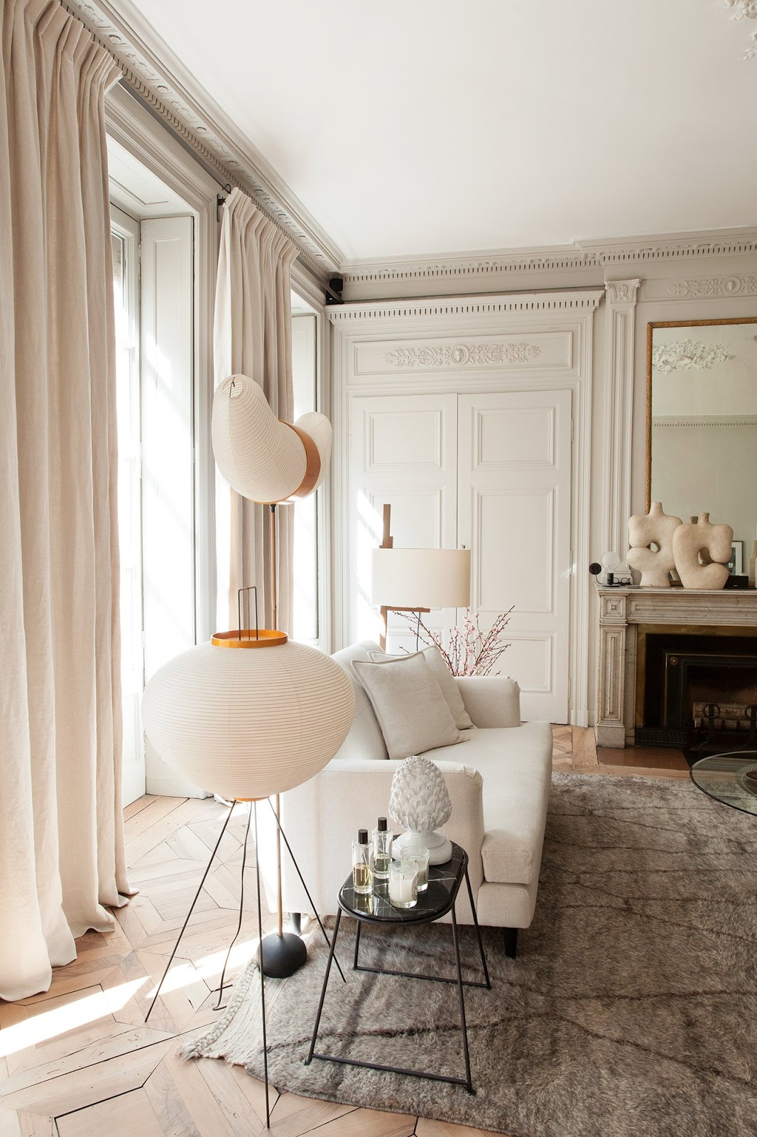chic apartment in lyon at home designers pierre emmanuel martin stephane garotin of maison hand decor inspiration