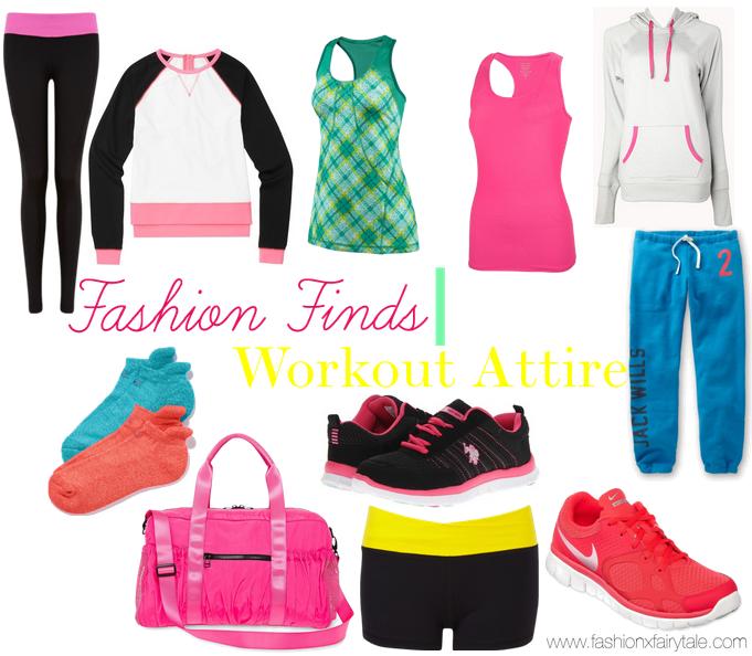 Fashion Finds | Workout Attire