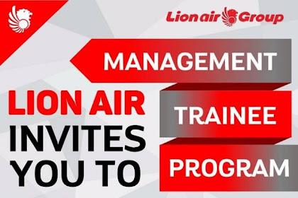 Karir Lion Air Group - Walk In Interwiew di Kota Surabaya dan Bandung