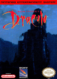 Bram Stoker's Dracula (BR) [ NES ]