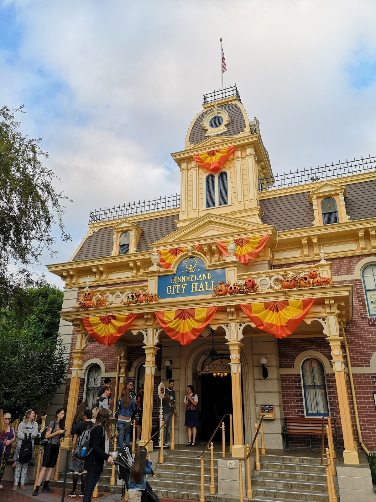 Disneyland & California Adventure During Halloween