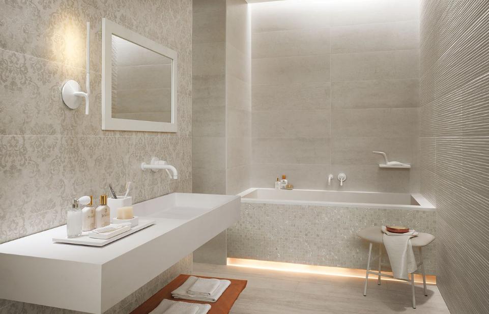 gambar model keramik kamar mandi minimalis