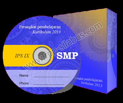 RPP IPS Kelas 9 SMP Kurikulum 2013