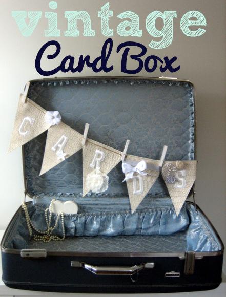 Vintage Card Box DIY Project Tutorial | DIY Playbook