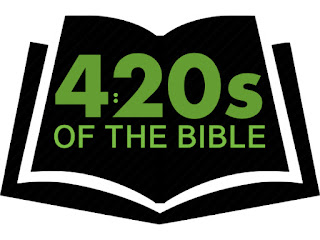 "The ""420s"" of the Bible"