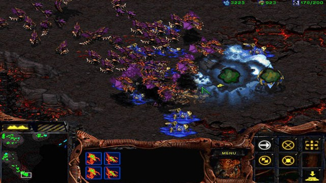 Download Starcraft 1 PC Games Gameplay