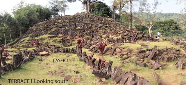 New study claims large 10,000-year-old pyramid-like structure lies under Mount Padang in West Java