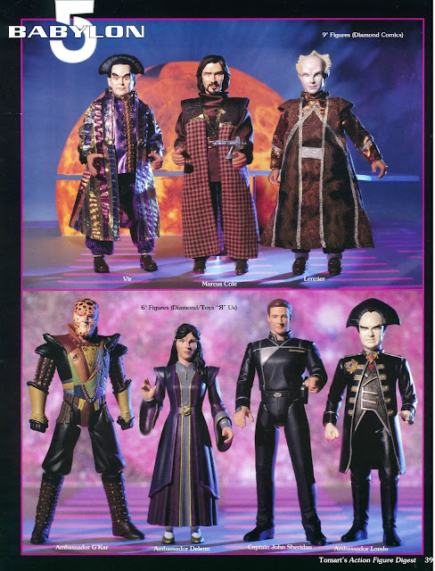 Babylon 5 Action Figure
