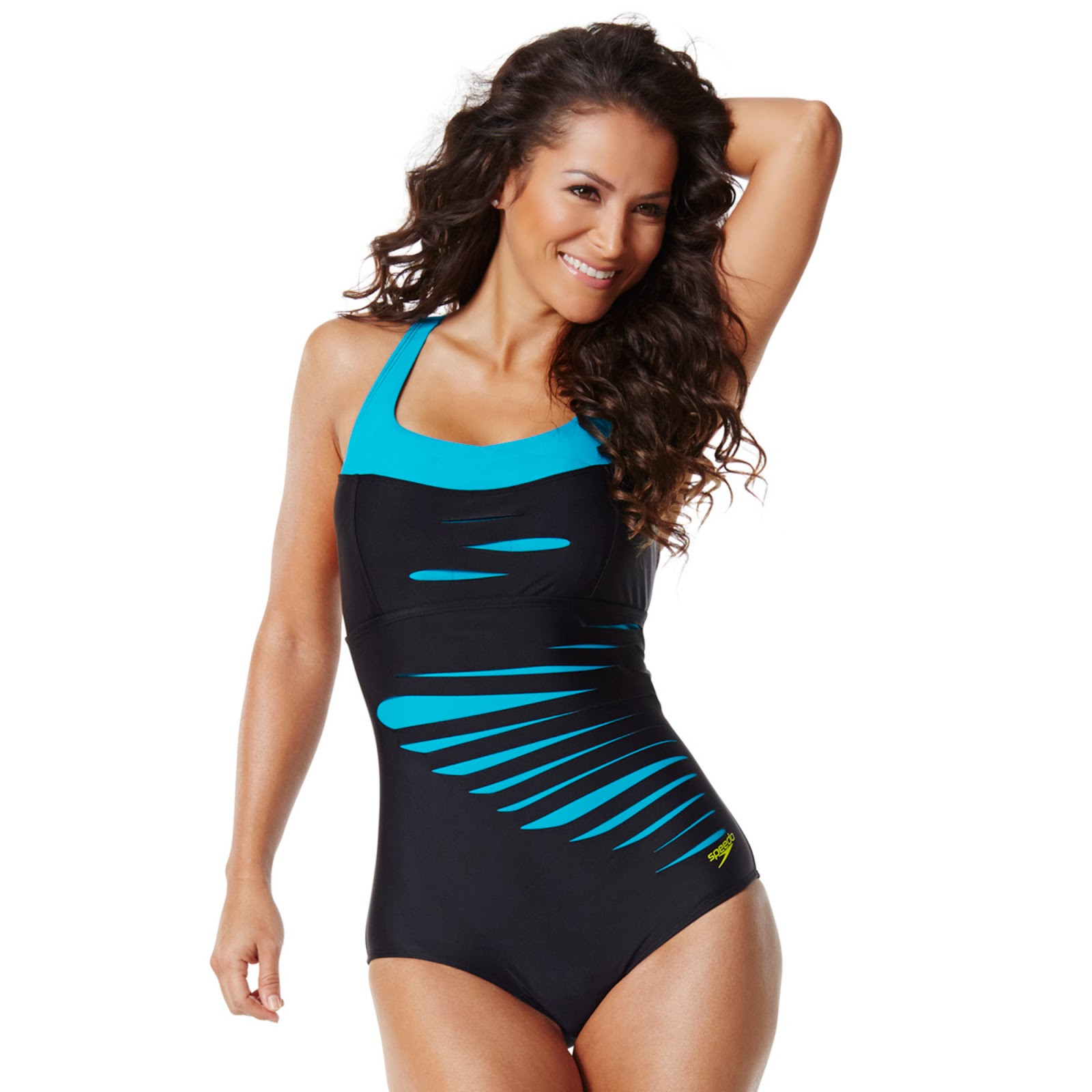 6e3ee74181 The Zumba Mommy  The Speedo swimwear collection for Zumba