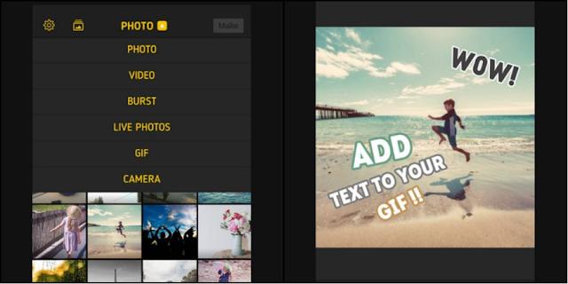 تطبيق ImgPlay Pro لإنشاء الصور المتحركة متوفر مجانا الآن على أجهزة آيفون