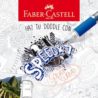 [Concurso] Gana un viaje todo pagado a Machu Picchu - Haz tu Doodle con Faber Castell