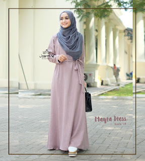 Gamis Jasmine Mayra Dress 14