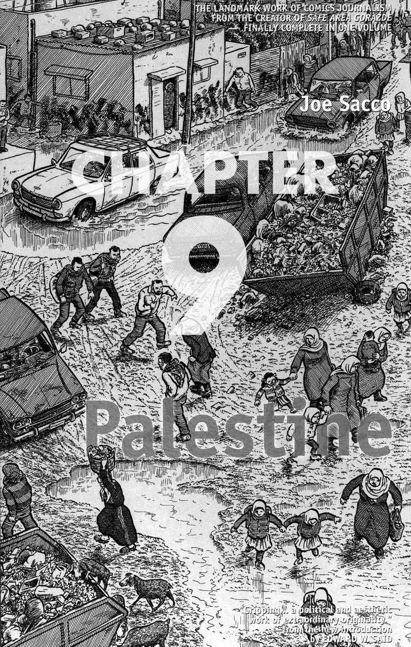 Read chapter 9 of Joe Sacco - Palestine online