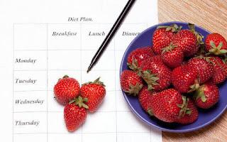 Plan de dieta semanal