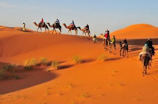 Wisata Gurun Sahara Melalui Maroko Agar Bebas Visa