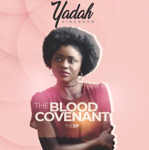 "Yadah Reveals ""The Blood Covenant"" Album Cover/Tracklist"