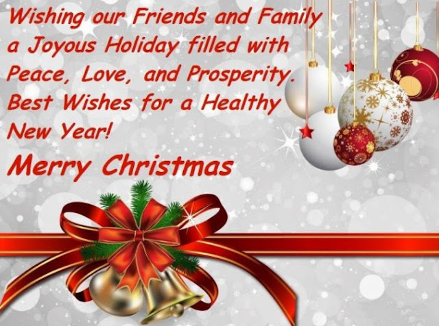 Merry Christmas Quotes for Friends and Family