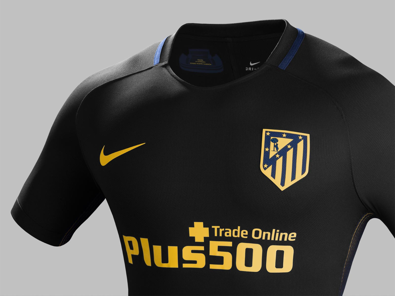 Atletico Madrid 16-17 Away Kit Released