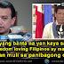 Madalas na pagbanggit ng Martial Law, isa daw uri ng mind conditioning?