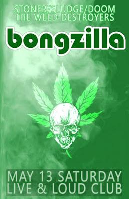 Bongzilla live Sofia Bulgaria