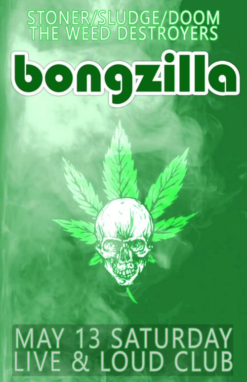 [News] Bongzilla European Tour | Sofia [BG] 13May'17